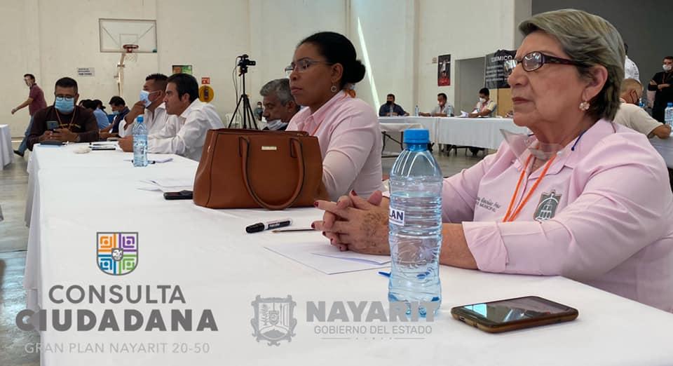 13er Foro Municipal rumbo a la Construcción del GRAN PLAN NAYARIT 20 – 50