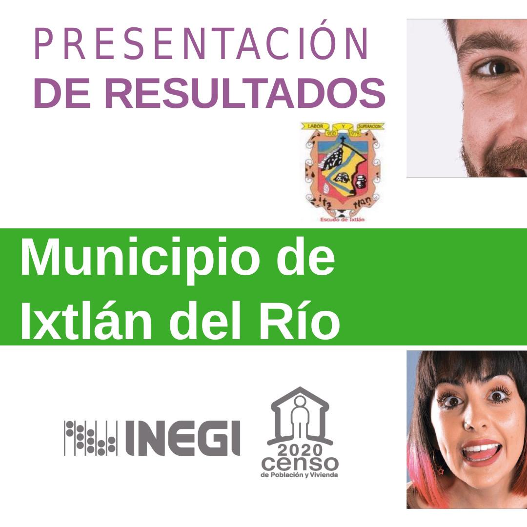 Resultados Municipio Ixtlán del Río